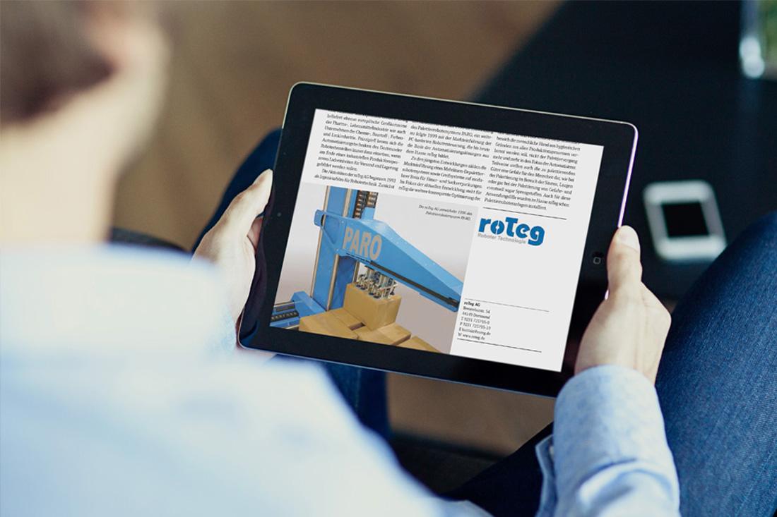roTeg AG Mediathek