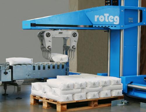 Sackgreifer: innovative Lösung für variable Packstücke