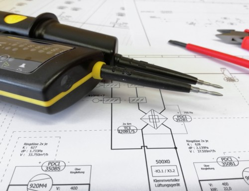 Elektroniker: Neue Auszubildende bei roTeg