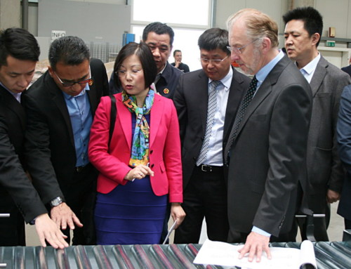 roTeg AG plant Expansion in den chinesischen Markt