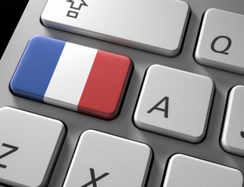 Französische Version von roteg.de
