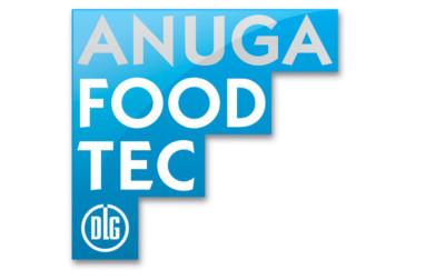 Die Anuga Foodtec 2018 startet.