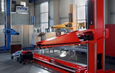 Die Firma roTeg hat bereits über 300 Roboteranlagen verkauft.