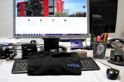 Willkommen bei roTeg - ein neuer Arbeitsplatz für einen neuen Mitarbeiter