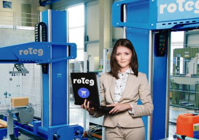 Die Firma roTeg hat jetzt einen eigenen Webshop