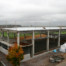 Mittlerweile hat die neue Halle ein Dach