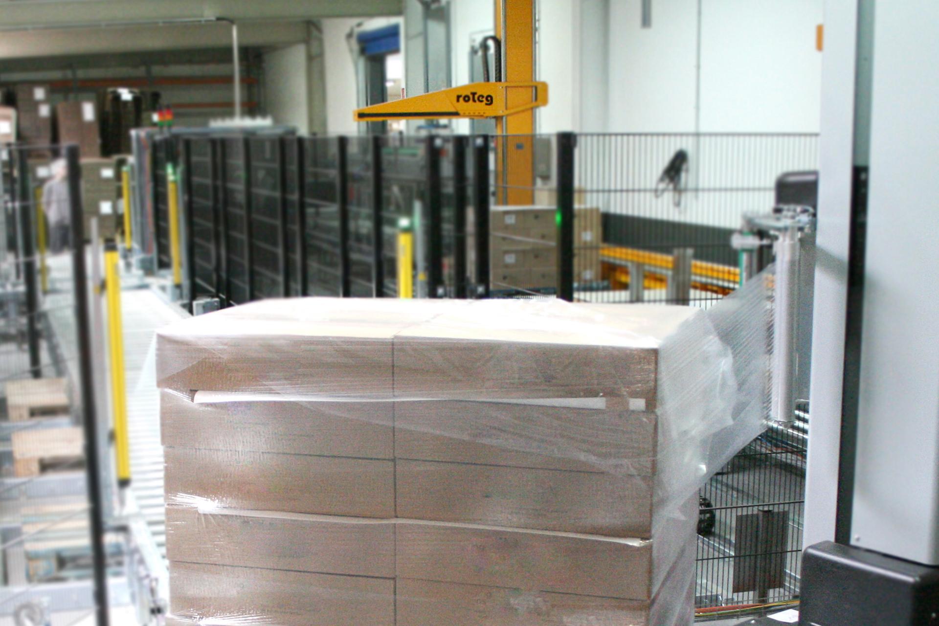 Die Anlagen der roTeg AG werden immer komplexer und effizienter