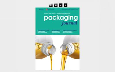 Die fünf Fragen sind eine Rubrik des packaging journal