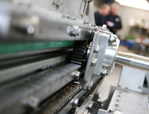 Qualitätskontrolle vor Auslieferung an den Kunden