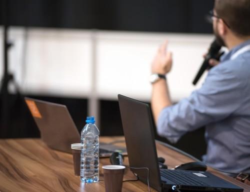 Symposium-Vortrag an der FH