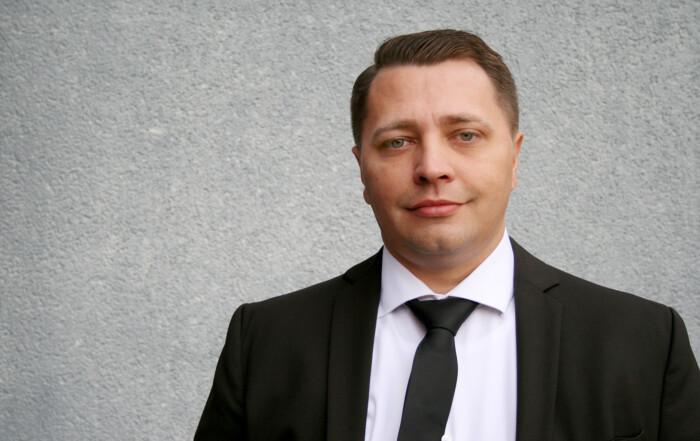 Eugen Braun arbeitet jetzt im roTeg Vertrieb