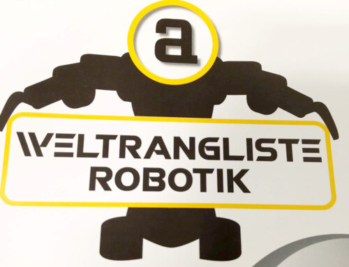 roTeg auf Roboter-Weltrangliste