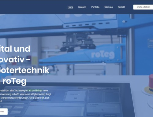roTeg launcht informative Internetseite