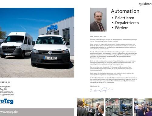 Robotermagazin auf neuer Webseite