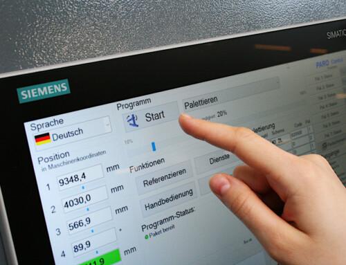 Siemens Industrie-PC im Einsatz an roTeg Roboteranlagen